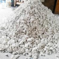 Мраморная крошка в биг-беге (фр. 20-40 мм.) 1000 кг. / 1 тонна.
